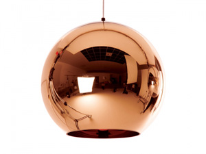 Светильник Carlo de Santi LFTP31-1COP COPPER SHADE DESIGNED BY TOM DIXON